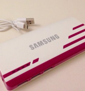 Power bank Samsung 30000 mAh Vinous