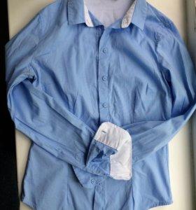 Хлопчатая рубашка