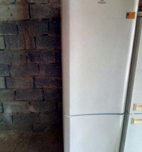 Холодильники Indesit и Ariston