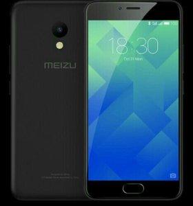 Meizu M5 3/32гб черный, новый