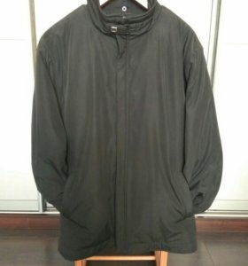 Мужская зимняя куртка на подкладке
