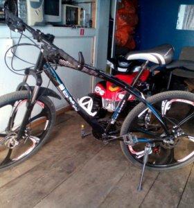 Велосипед бмв х6. Новый