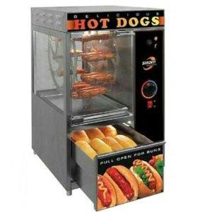 Аппарат для приготовления хотдогов