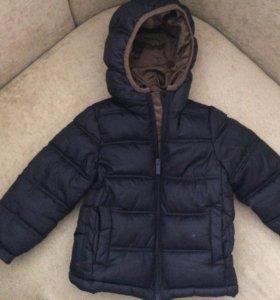 Куртка Zara 3-4года (104см)