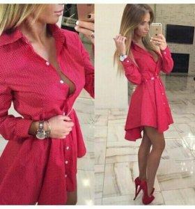 Платье- туника S