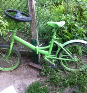 Велосипед модернизированный