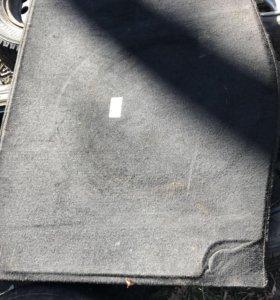 Коврики форд фокус 2 салона багажника