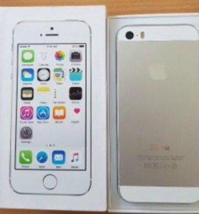 iPhone 5s 16 белый