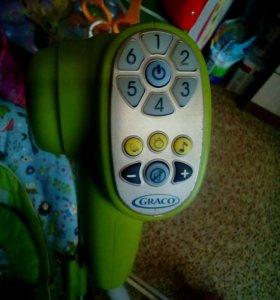 Продам качель детскую электронную