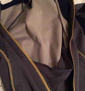Разминочная куртка Адидас