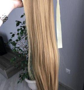 Искусственные волосы для хвоста