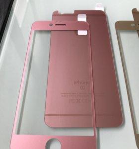 Защитное стекло для iPhone 6/6s, 6plus,7, 7plus