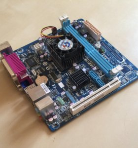 Материнская плата mini-ITX Gigabyte GA-D525TUD