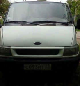 Продаю форд транзит 2002 года
