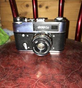 Фотоаппарат фэд5в