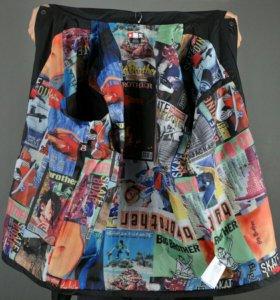 DC x Big Brother Coach jacket куртка мужская