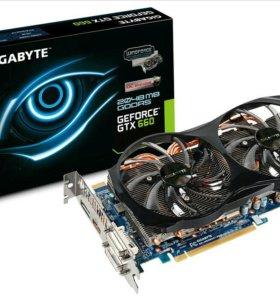 Gigabyte nvidia GTX 660