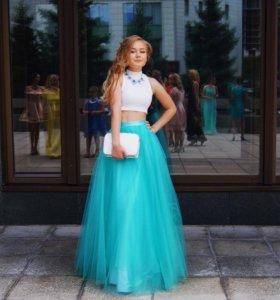 Платье (юбка) на выпускной
