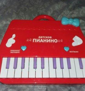 Детская игрушка пианино