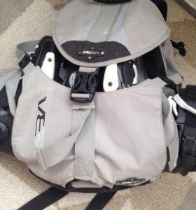 Рюкзак для роликов Seba