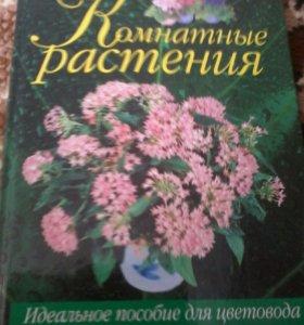 книжка комнатные растение