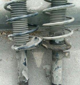 Стойки амортизаторы форд фокус 2
