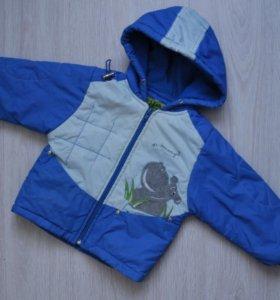 Куртка детская весна/лето