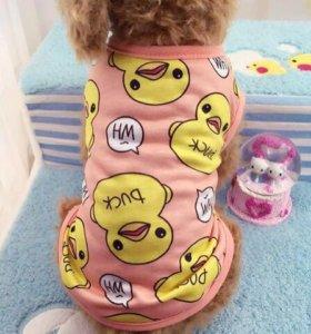 Одежда для собаки (Майка - кофта)