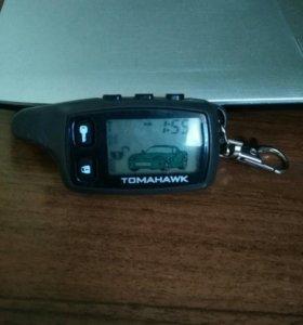 Брелок от сигнализации Tomahawk TW-9010