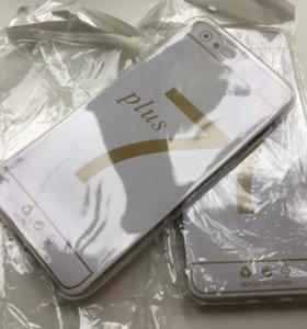 iPhone 7 plus чехол новый