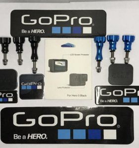 Комплект для экшн камеры GoPro Hero5 Black