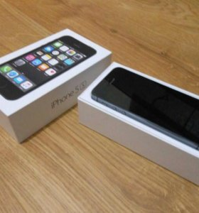 Айфон5s.A14574G,LTE Space gray