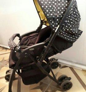 Детская прогулочная коляска Aprica Karoon Plus