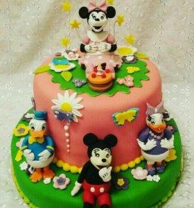 Фигурки для тортов