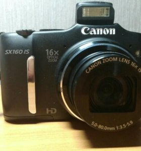 Canon Power Shot SX160 IS