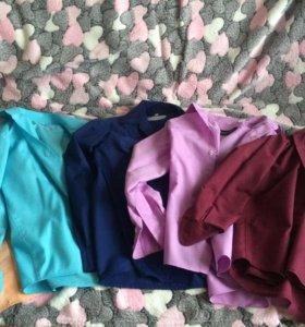 Рубашки для первоклашки