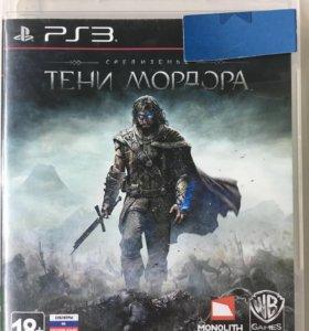Тени Мордора для PlayStation 3