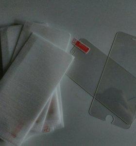 Защитные стекла iphone 6