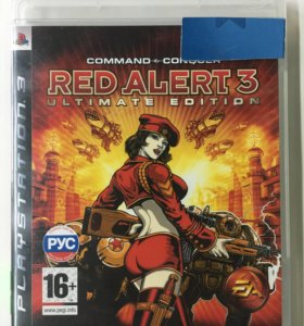 Red alert 3 для PlayStation 3