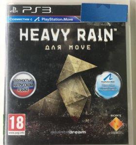 Heavy rain ☔️ для PlayStation 3
