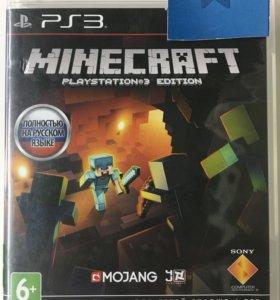 Minecraft для PlayStation 3
