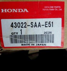 Колодки Хонда