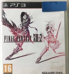 Final Fantasy XIII-2 для PlayStation 3