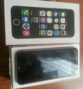 IPhone 5s 3Gb Space Gray