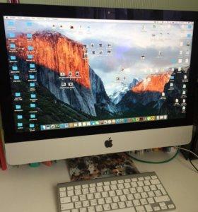 """iMac 21.5"""", i5, 2,7Ггц, 8Гб, 512 Мб, 1 Тб."""
