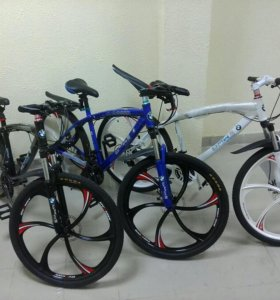 Велосипеды в наличии