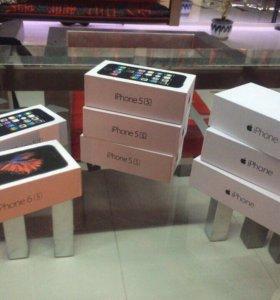iPhone 6/6s новые чек и гарантия