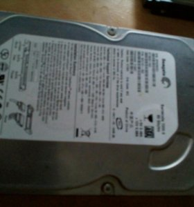 Seagate barracuda 7200.hdd 3.5