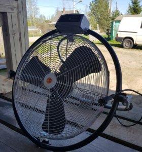 Вентилятор настено-потолочный