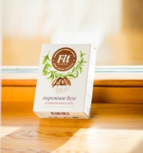 Шоколадное безе без сахара ФитПарад (смесь)